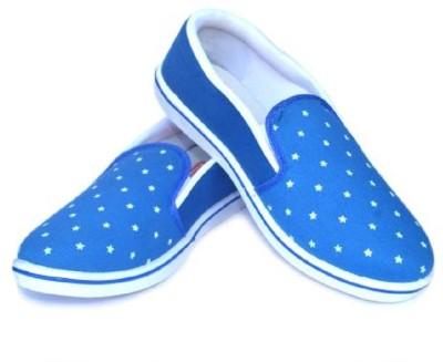 Gmt Blue Casual Shoes Canvas Shoes