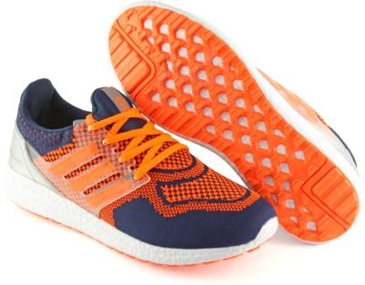 DeVEE Jinbeile Runnin Navy Running Shoes