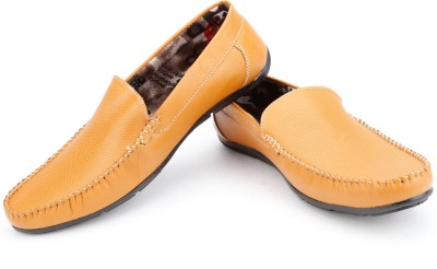 True Soles TCL200 Loafers(Tan)
