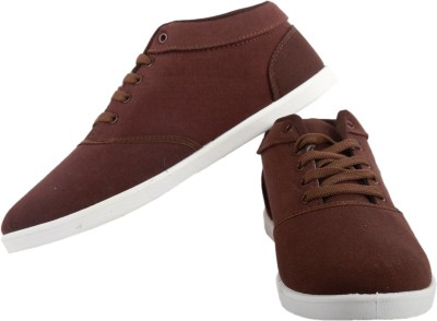 Globalite Crux Men Sneakers(Brown)