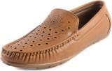 Cuero Loafers (Tan)