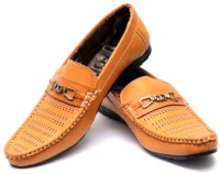 Vogue Guys Tan Killer Loafers