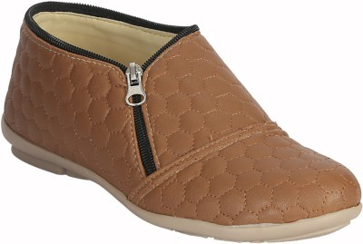 Zachho Cool and Trendy HC233-Brown Casuals