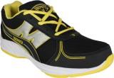 Zedrock Running Shoes (Black, Yellow)