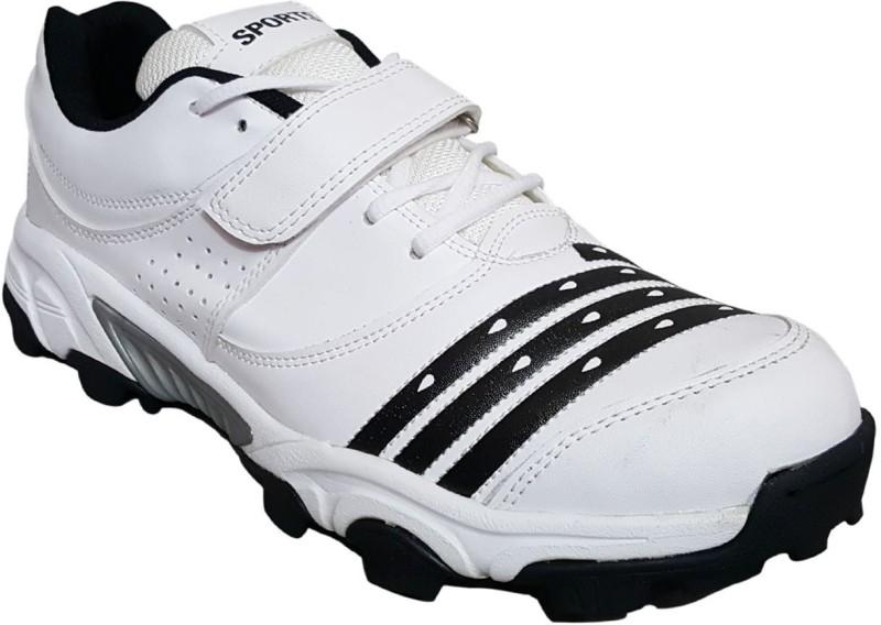 Sports Striker CRC Cricket ShoesWhite