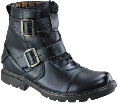Austin Black Boots