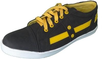 Khadaaun Khadaaun Men's Canvas Casual Sneaker Sneakers