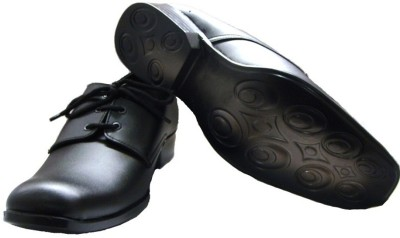 Senso Vegetarian Shoes Black Comfort style 3 Lace Up Shoes