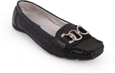 Ilian Fossa Black Loafers(Black)