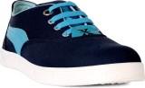 Pryann Canvas Shoes (Blue)