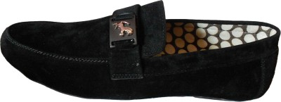 Retailxpert Black Loafers
