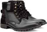 Allen Cooper AC-003 Sneakers (Black)
