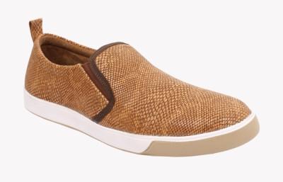 Claude Lorrain Men's Tan Casuals Shoes