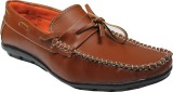 Featherz Loafers (Tan)