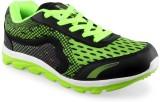 Menzo Running Shoes (Black, Green)