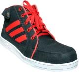 Blackwood Canvas Shoes (Black)