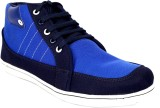 Royal Run Elegant Canvas Shoes (Blue)