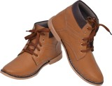 Alivio Outdoor Boots (Tan)