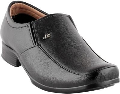 Smart wood 2101 BLK Slip On Shoes