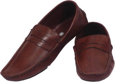 Limerence Adolfo Brown Loafers