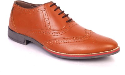 Marcbeau Brougues Corporate Casual Shoes