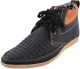 Hot Man 2514 Casual Shoes (Black)