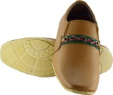 Oxhox Casual Shoes (Brown)