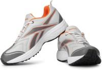 Reebok Global Runner Lp Running Shoes(White, Grey, Orange)