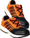 Fuoko ACON LITE Walking Shoes (Black, Or...