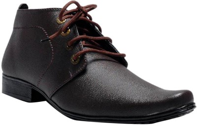 Footfad Lace Up