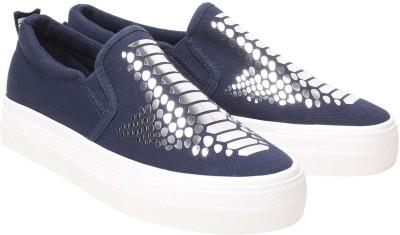Klaur Melbourne Sneakers(Blue) at flipkart