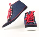 FUNKY FOOTSTEPS Canvas Shoes