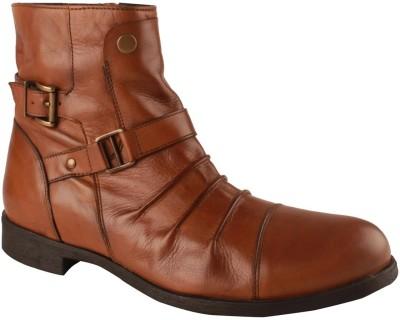 Salt N Pepper 10-488 Cognac Boots