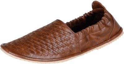 Knot n Lace Ethnic Mojari Loafers