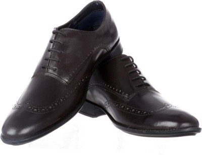 Moladz Men,S Cleto Genuine Leather Lace Up Shoes