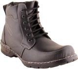 Vilax Mid Ankle Outdoor Boots (Black)