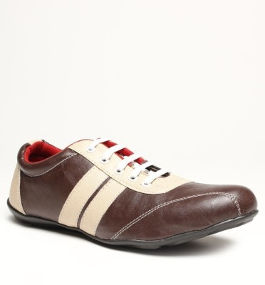 Red Cube Red Cube Brown-Beige Casual Shoe Casuals