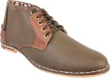 Walk Free Highly Casual Shoes (Brown)