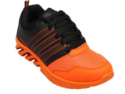 Jabra SpringBlade Orange Running Shoes