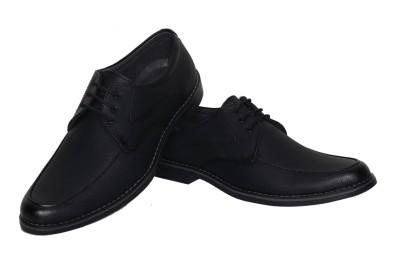 Azzaro Black Ducas Lace Up