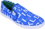 Smithsoul Casual Shoes (Blue)