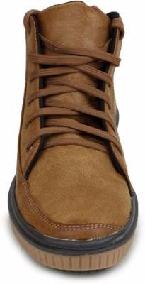 M-Toes M- Toes MT1022 Tan Men Casual Shoes