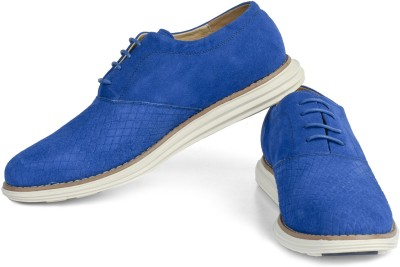 Mister Classy Weaved Wingtip Casual Shoes