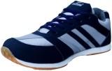 Flash Chetak-Black Running Shoes (Silver...