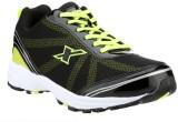 Sparx Running Shoes (Black, Green)