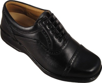 Action Synergy Black ME1235 Lace Up(Black)