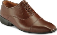 Yepme Lace Up Shoes(Brown)