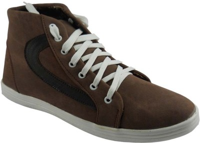 B3trendz Ankle Fit Brown Casual Shoes