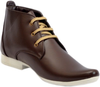 Cooper England Brown Boots