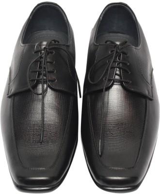 C Comfort Lace Up Shoes(Black)